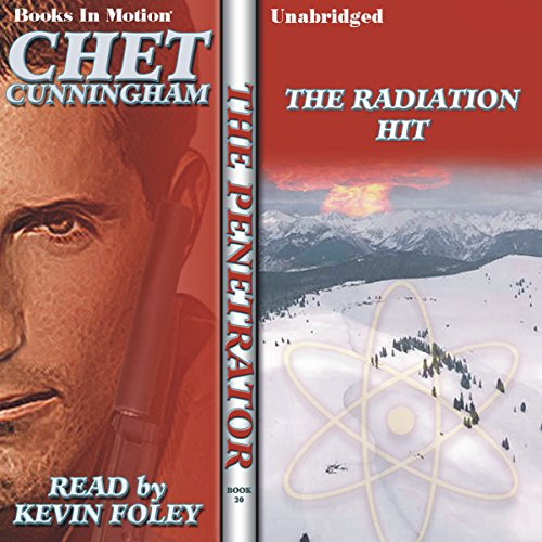 The Radiation Hit audiobook cover art