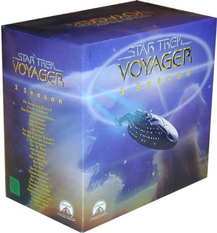 Star Trek Voyager: Season 3 Box