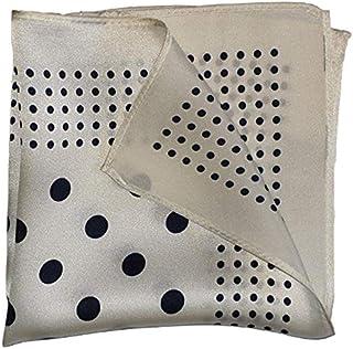 The Polka Dance Silk Pocket Square