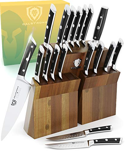 DALSTRONG Knife Set Block ( Editor's Pick )