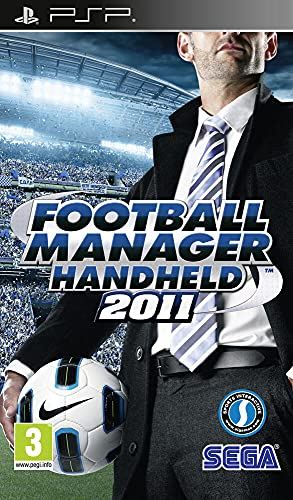 Football Manager Handheld 2011 (FR) : Playstation Portable , FR