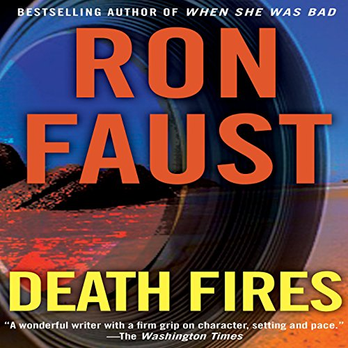 Death Fires audiobook cover art