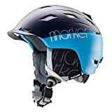 Marker Women's Ampire Helmet (2Block Blue/Deep Navy, Small)
