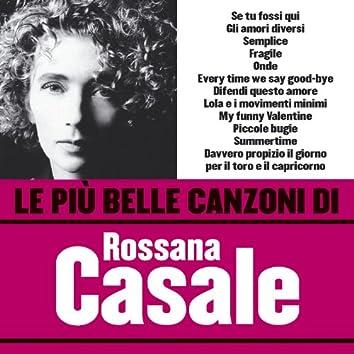 Le più belle canzoni di Rossana Casale