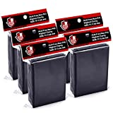 500 Counts Card Sleeves Top Loaders for Trading Card,...