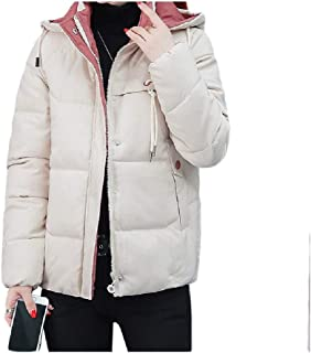 Howely Women's Puffer Coat Winter Coat Fashion Parka Padded Outwear