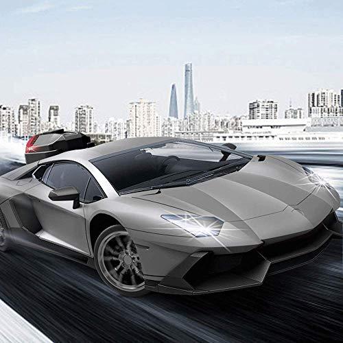 Weaston Aventador 1:18 Model Car 2.4G Coche de Control Remoto eléctrico Simulación...