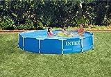 Intex Metal Frame Pool – Aufstellpool –  Ø 366 x 76 cm - 6