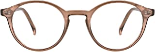 Blue Light Blocking Glasses Men Women Vintage Thick Round...