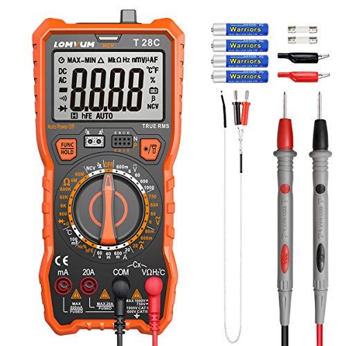 Lomvum 6000 Digital Multimeter