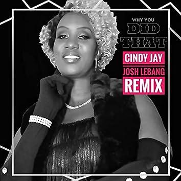 Why You Did That Remix (feat. Josh Lebang)