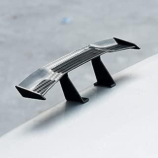 Lumpur Spoiler Adorable Mini Firm Leichte Punch Car Decor Charakteristik Wetterfest