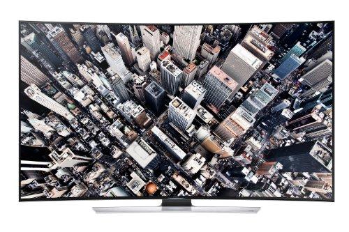 Samsung UE65HU8500L 65Zoll 4K Ultra HD 3D Smart-TV WLAN Schwarz - LED-Fernseher (165,1 cm (65 Zoll), 3840 x 2160 Pixel, 3D, Smart-TV, WLAN, Schwarz)