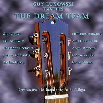 Guy Lukowski Invites the Dream Team