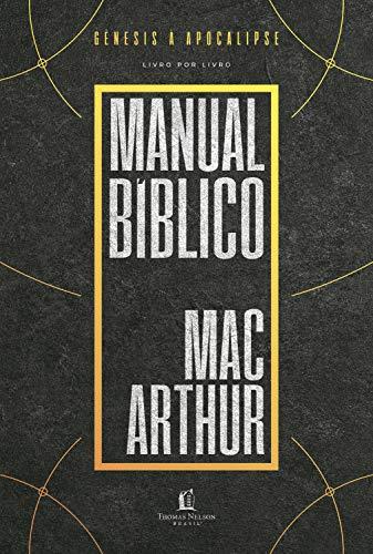 Manual bíblico MacArthur.