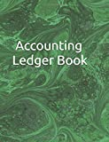 Simple Accounting Ledger Book: Accounting Ledger for notebook, Simple Ledger Book, Income and Expenses book