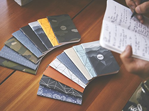 Word. Notebooks Swedish Camo (3-pack) Photo #6