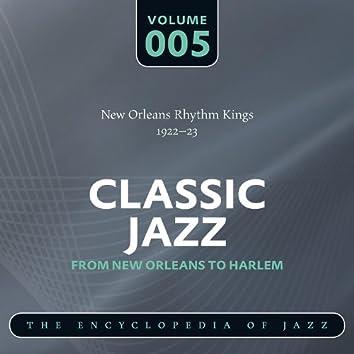 New Orleans Rhythm Kings 1922-23