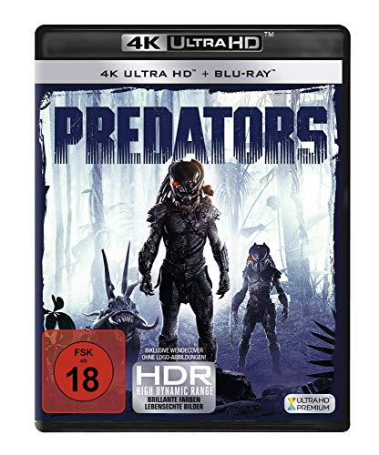 Predators (4K Ultra HD) (+ Blu-ray 2D)