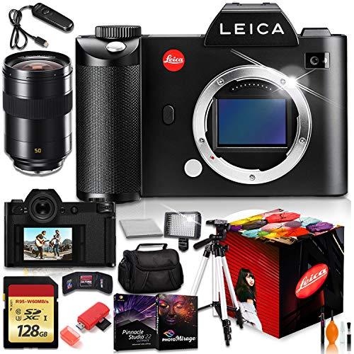 Big Save! Leica SL (Typ 601) Mirrorless Digital Camera with Summilux-SL 50mm f/1.4 ASPH Lens Ultimat...