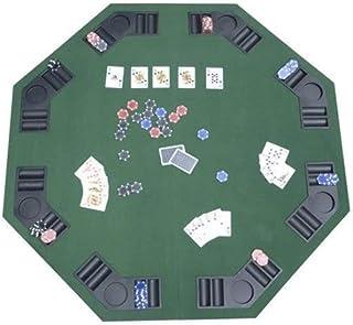 "48"" Poker & Blackjack Folding Table"