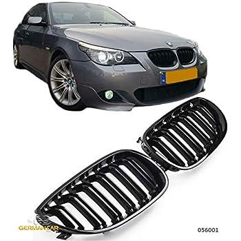 paßt für BMW F22 F23 Kühlergrill Nieren Doppelsteg matt schwarz M2 Optik