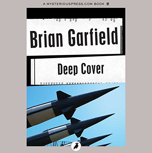 Deep Cover audiobook cover art