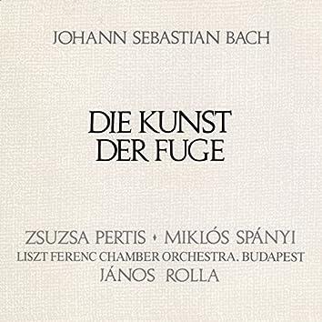 Bach, J.S.: Kunst Der Fuge (Die) (Arr. for String Orchestra)