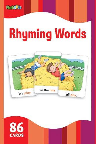 Rhyming Words Flash Kids Flash Cards