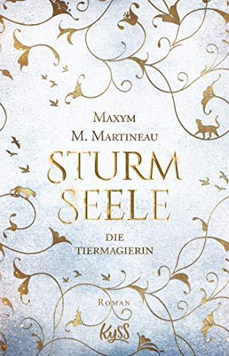 Buchseite und Rezensionen zu 'Die Tiermagierin – Sturmseele' von Maxym M. Martineau