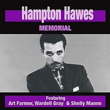 Hampton Hawes Memorial (feat. Art Farmer, Wardell Gray & Shelly Manne)