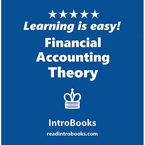 Financial Accounting Theory audiobook cover art
