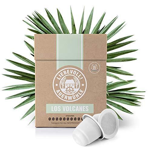 Biokaffeekapseln, Nespresso® kompatible Kaffeekapseln, Espresso