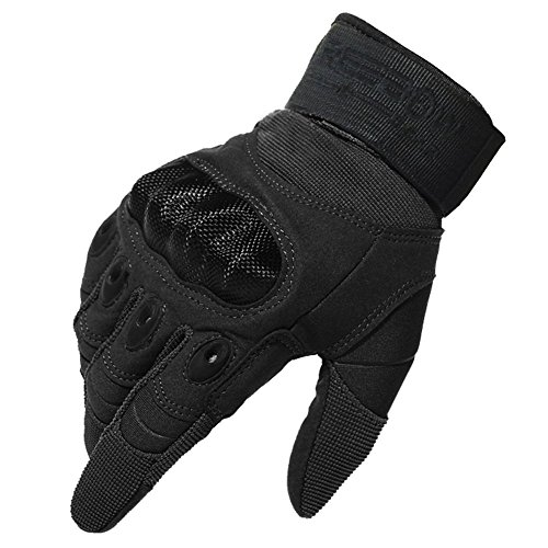 Military Tactical Gloves Full Finger for Army Gear Outdoor Sport Work...