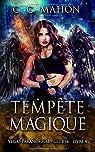 Vegas Paranormal, tome 4 : Tempête magique par C. C. Mahon