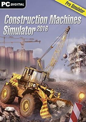 Construction Machines Simulator 2016 [PC Code - Steam]