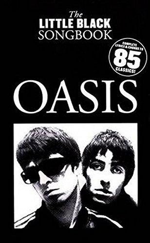 The Little Black Songbook Oasis: Songbook für Gesang, Gitarre: Chords/Lyrics