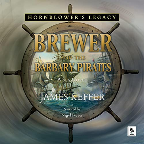 Brewer and the Barbary Pirates cover art