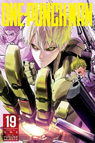 """Composition Notebook: One Punch Man Vol.19 Anime Journal/Notebook, College Ruled 6"""" x 9"""" inches, 120 Pages"""