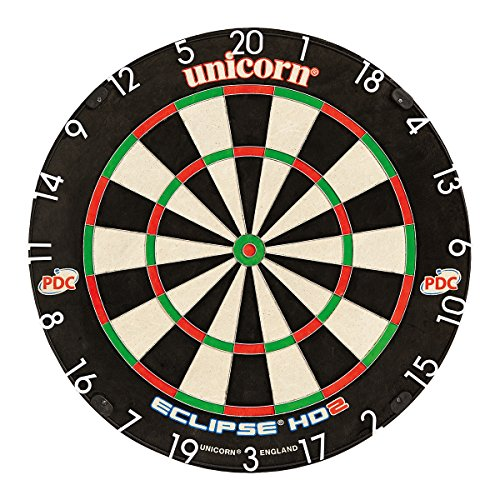 Unicorn Dart Board Eclipse HD2 TV Edition