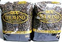 UCC ザ・ブレンドゴールデンティスト500g豆x2