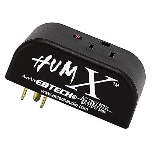 Amazon com: Ebtech Hum X Ground Line Voltage Filter: Musical