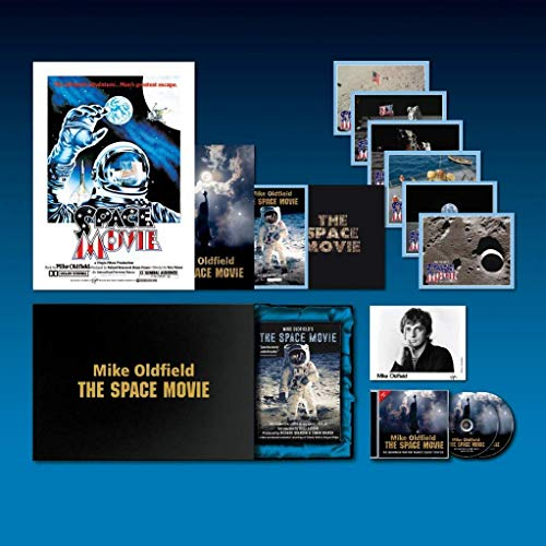 The Space Movie (Original Soundtrack Ltd Edition Box Set incl. DVD, Booklet, Signed Certificate, Repro Poster & Lobby Cards)