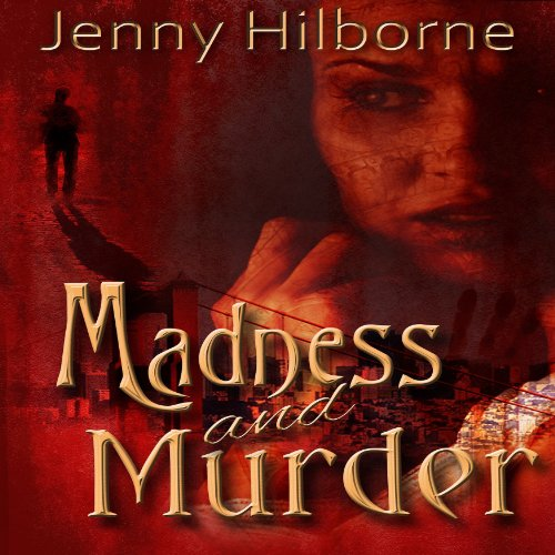 Madness and Murder audiobook cover art