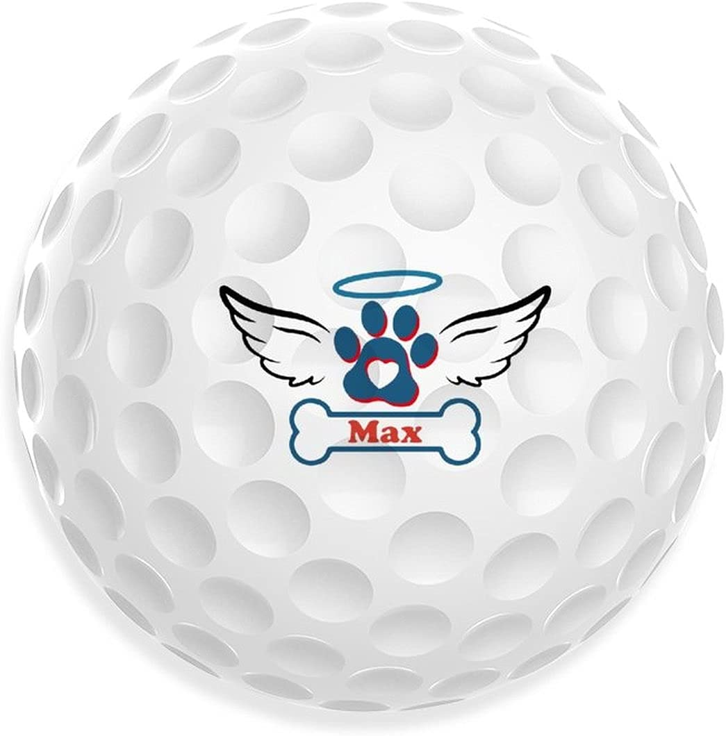 SAY Hell to Sum MER Print Indo Recreation Ball NEW favorite Golf Funny Balls