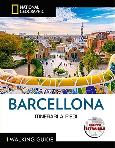 Barcellona. Itinerari a piedi. Con cartina