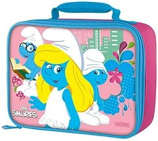 smurf lunch box