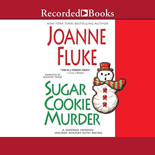 Sugar Cookie Murder cover art