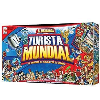 turista mundial juego