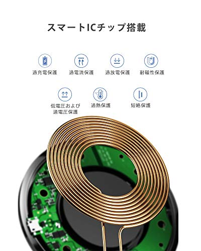 Artifit『急速ワイヤレス充電折り畳みスタンド』
